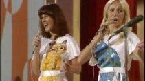 ABBA - S.O.S. 1975 (High Quality) - Музыкальный клип