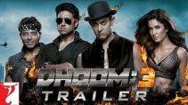 Представляя DHOOM: 3 Theatrical Trailer из самых ожидаемых фильмов 2013 года
