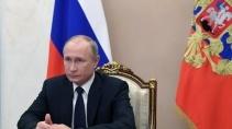 Путин на заседании Совета коллективной безопасности ОДКБ