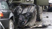 Сборник Аварий авто и мото транспорта