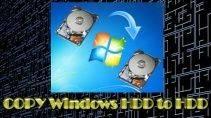 Как перенести Windows с диска на диск или на SSD диск