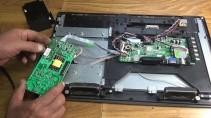 Ремонт телевизора DEX - Не включается