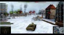 танки рвутся в ад, классный бой на объекте 140
