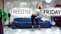 Freestyle Friday Two Amymarie Супер танец