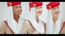 Музыкальный полет на Boeing 777 Emirates (Premieră Video) HD