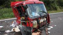 Страшная авария в Китае в которой никто не пострадал