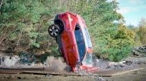 Краш-тесты автомобилей Volvo в центре безопасности Volvo Cars