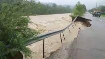 Сильное наводнение в Западной Украине Июнь 2020