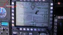 Вертолет Ми-28Н уничтожает танки противника с расстояния 3 км