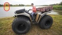Самый проходимый квадроцикл в мире Сделано в России
