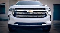 Chevrolet Tahoe 2021 года и Suburban 3.0L Duramax Diesel