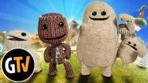 Обзор новой игры - LittleBigPlanet 3 - Трейлер