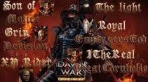 Dawn of War II — Retribution . Son of Malice, Xp Rider,Grin Derision vs The Light.