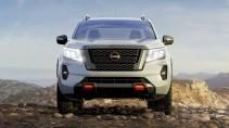 Nissan Navara 2021 Дизайн и интерьер