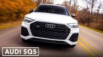 Audi SQ5 2021 - Дизайн и экстерьер
