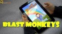 Обзоры мобильных игр - Blast Monkeys