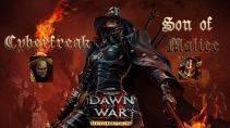 Dawn of War II — Retribution . Son of Malice vs Cyberfreak .