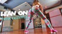 Няшный танец Twerk Freestyle