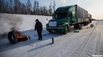 Перевозка грузов в трудных условиях