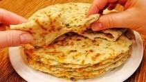 Хачапури печем на сковороде просто и быстро