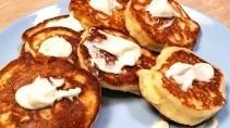 Как приготовить тесто для пышных оладьей