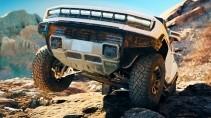 GMC Hummer EV 2022 - самый технологичный внедорожник в истории