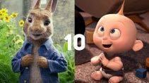 10 самых ожидаемых мультфильмов в 2018-м году