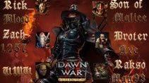 Warhammer 40,000. Dawn of War II Retribution . 3 vs 3. Cast .