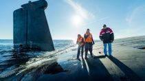 Как выглядит внутри атомная подводная лодка Дмитрий Донской