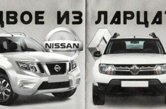 Что по прежнему не так с Nissan Terrano (Renault Duster)?