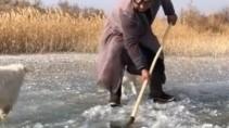 Уникальный метод ловли и приготовления рыбы