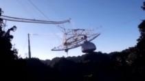 Обрушение самого большого телескопа в мире