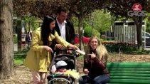 Розыгрыш: Мама продает своего ребенка незнакомцам