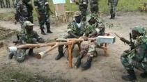 Сверх бюджетные военные учения в Африке