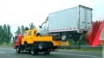 Смешные неудачи с автомобилями на дорогах