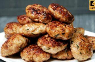 Как приготовить вкусные котлеты из куриного мяса