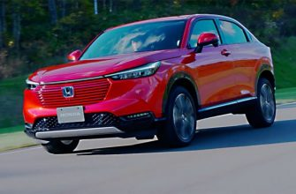New Honda HR-V Hybrid 2021 Первый взгляд