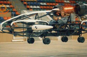 Аэротакси Hoversurf из России прошел летные испытания
