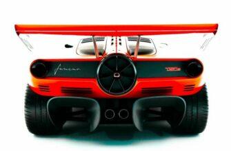 Гордон Мюррей T50s Ники Лауда Суперкар / Технические характеристики и дизайна