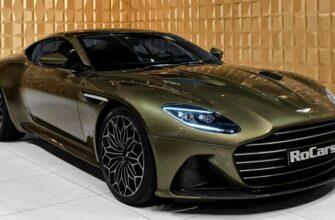 Aston Martin DBS Superleggera 007 OHMSS Edition 2021
