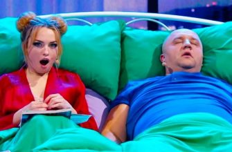 Как возбужденная жена не дает мужу уснуть - Взрослый юмор