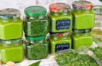 Как заготовить зелень на зиму / Простой рецепт