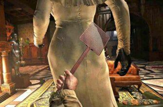 Геймер превратил прохождение игры Resident Evil: Village в комедию