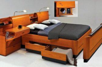 10 лучших инноваций и дизайнов многофункциональной мебели для квартиры