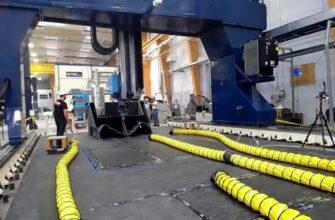 Самый большой в мире 3D-принтер печатает лодку весом 5000 фунтов