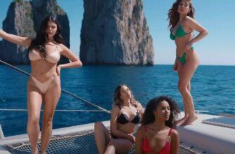 Modern Talking / Атлантида зовет - Клип по новой версии с девушками