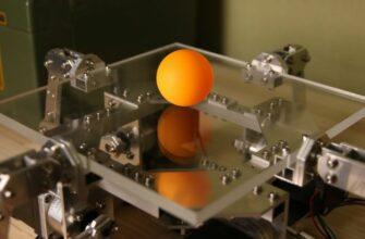 Идеальное устройство для игры в пинг-понг