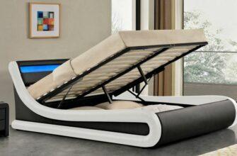Самые продуманные спальни и мебель для них