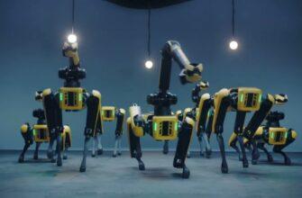 Роботы Spoтанцуют под песню «IONIQ: I'm On It»