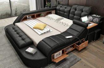 Умная мебель которая упрощает жизнь в маленьких домах